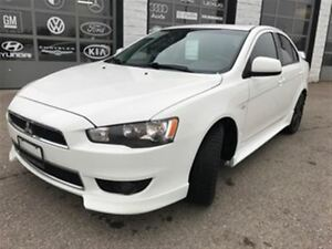 2013 Mitsubishi Lancer SE 10th Anniversary Heated Seats Sunroof