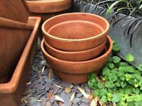 Selection of Pots Troughs and Decorative Planters