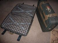 2 x Antler quality suitcases - luggage.