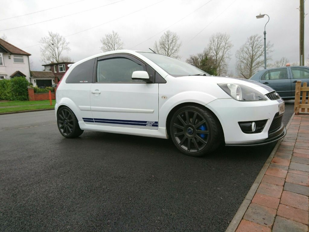 modified ford fiesta 2008 182 bhp in coleshill west midlands gumtree. Black Bedroom Furniture Sets. Home Design Ideas