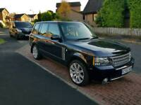 l322 land rover 4x4 Range Rover facelifted