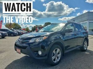 2015 Toyota RAV4 XLE Backup Camera  FREE Delivery