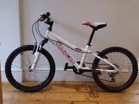 Girls Saracen Spice 20inch Wheel Bike