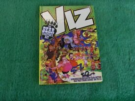Viz 2004 Annual The Bear Trappers Hat