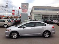 2012 Honda Civic LX - Auto // PRICED RIGHT // Power package