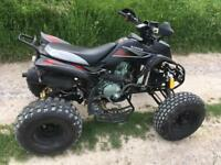250cc bashan warrior Quad bike Road legal