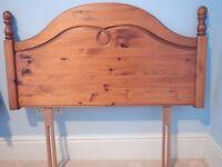 Headboard Pine