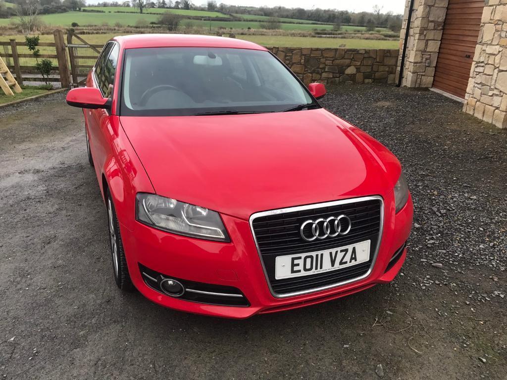 Audi A3 tdi sport 2.0 diesel 2011
