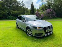 Audi, A3, Hatchback, 1.6, Wireless CarPlay, S-Line Interior and Sport Seats