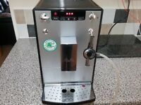 Mellitta caffeo bean to cup coffee machine