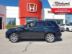 2013 Acura MDX Elite Package