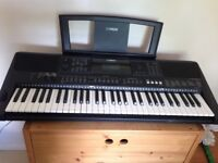 Yamaha PSR E453 Digital Ketboard 9 months old complete with box, Manuel and till receipt