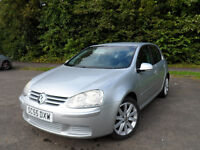 volkswagon golf 1.6 automatic