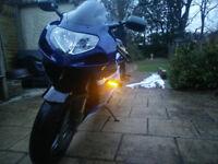 Motorcycle LED Indicators Suzuki Honda Yamaha BMW Aprilia Kawasaki GSXR CBR CB DT RS 125 600 750