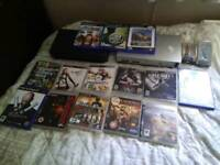 Ps2 +3 console and games p