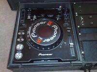 dj disco pioneer cdj 1000 mk3 cd cd player