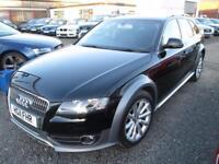 Audi A4 Allroad 2.0 TDI QUATTRO 170 5dr ESTATE MANUAL (6) + FULL SERVICE HISTORY (black) 2011