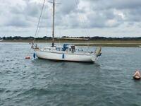 Trident 24 Sailing boat