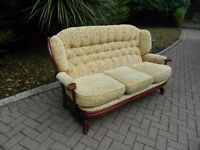 Country Cottage 3 Seater Sofa