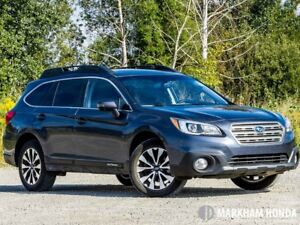 2015 Subaru Outback 3.6R Limited at - ACCIDENT FREE|LEATHER|NAVI