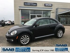 2013 Volkswagen Beetle Coupe DIESEL AUTOMATIC LOW KM BLACK BEAUT