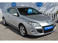 RENAULT MEGANE Can't get car finance? Bad credit, unmployed? We can help!