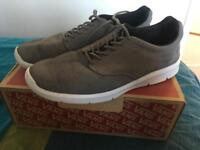 Vans ISO 1.5 Suede Trainers UK size 10