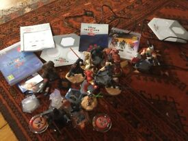 PlayStation 3 plus games,consoles, Disney infinity