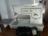 Singer sewing machine model 413