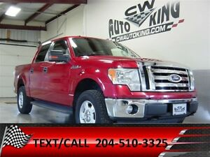 2011 Ford F-150 XLT / Supercrew 4x4 / Financing Available