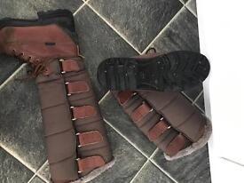 Brogini yard boots