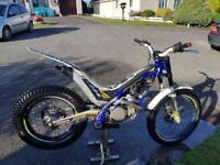Sherco trials bike not gasgas, beta, Honda, trs