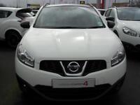 Nissan Qashqai 360 (white) 2013-07-31