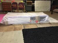 New 2ft6 small Single Storage divan