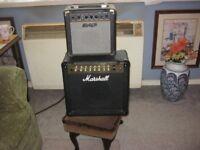 Guitar amplifier/s