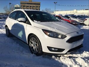 2015 Ford Focus Hatchback SE
