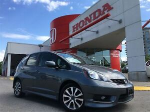 2013 Honda Fit Sport 5AT