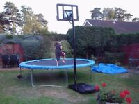 Free standing Basket ball net and stand