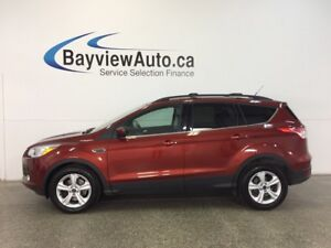 2014 Ford ESCAPE SE- 4WD|ECOBOOST|PANOROOF|HTD STS|REV CAM|SYNC!
