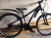 "Trek 4300 Mountain Bike, XS or 13"" frame."