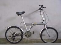 Folding bike 2928A