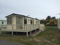 Static Holiday Home site fees inc until 2018, affordable way to get on park.