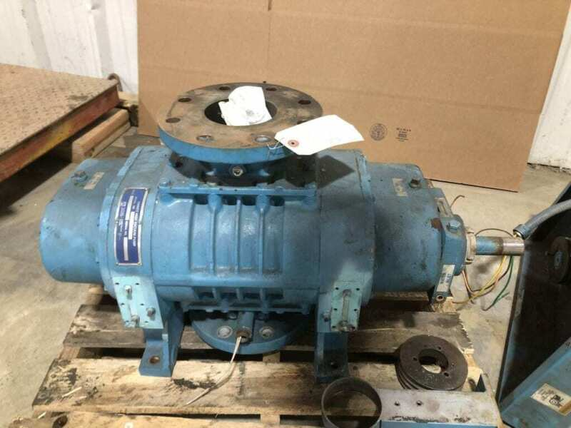 Tuthill Kinney KMBD-400 Positive Displacement Rotary Vacuum Pump / Blower 400CFM