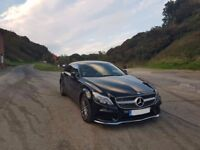 Mercedes-Benz CLS 2.1 CLS220 AMG Line 4dr (start/stop) PX Welcome.