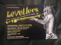 The Levellers Collectables - Programme, Promo CD, Comics