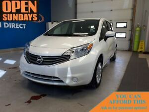 2016 Nissan Versa Note 1.6 S (CVT) POWER OPTIONS! FINANCE NOW!