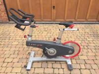 Life fitness lifecycle GX with LCD console 18 months old