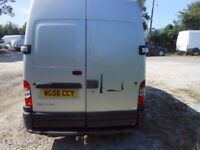 RENAULT Master mm33 Dci 100 LWB High Top Van, 2007-56 plate