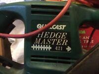 Qualcast Hedge Trimmer 421