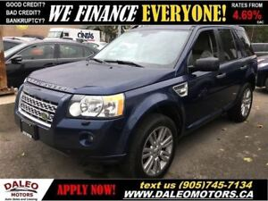 2010 Land Rover LR2 HSE | AWD | LEATHER | MOONROOF